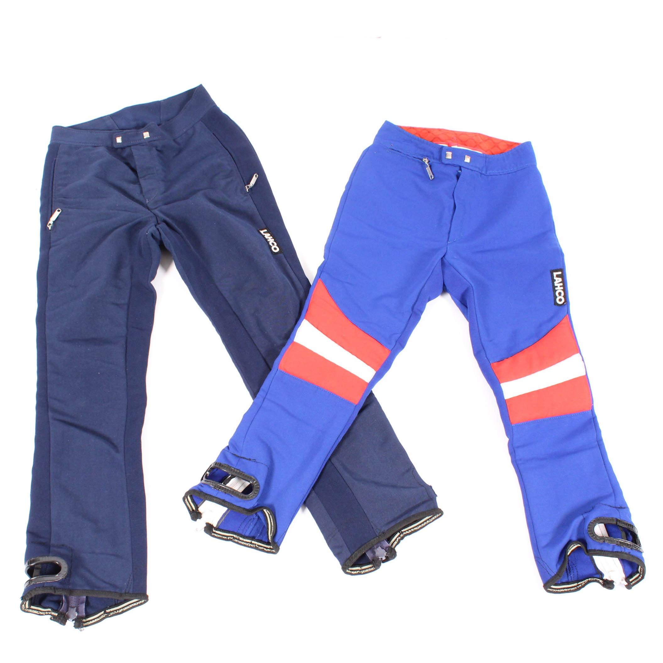 """Children's Lahcon """"Skimaster"""" Ski Pants"""