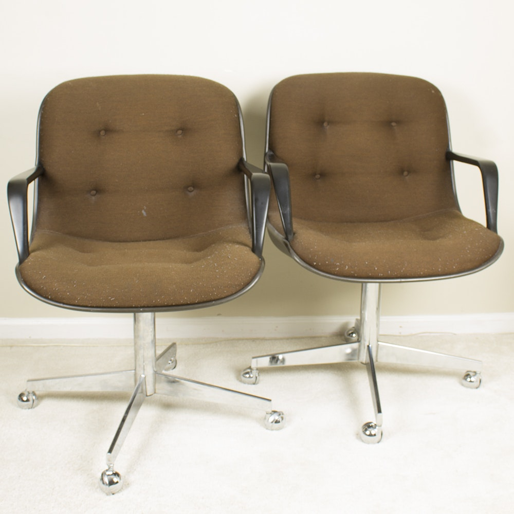 Mid Century Modern Office Chairs by Steelcase