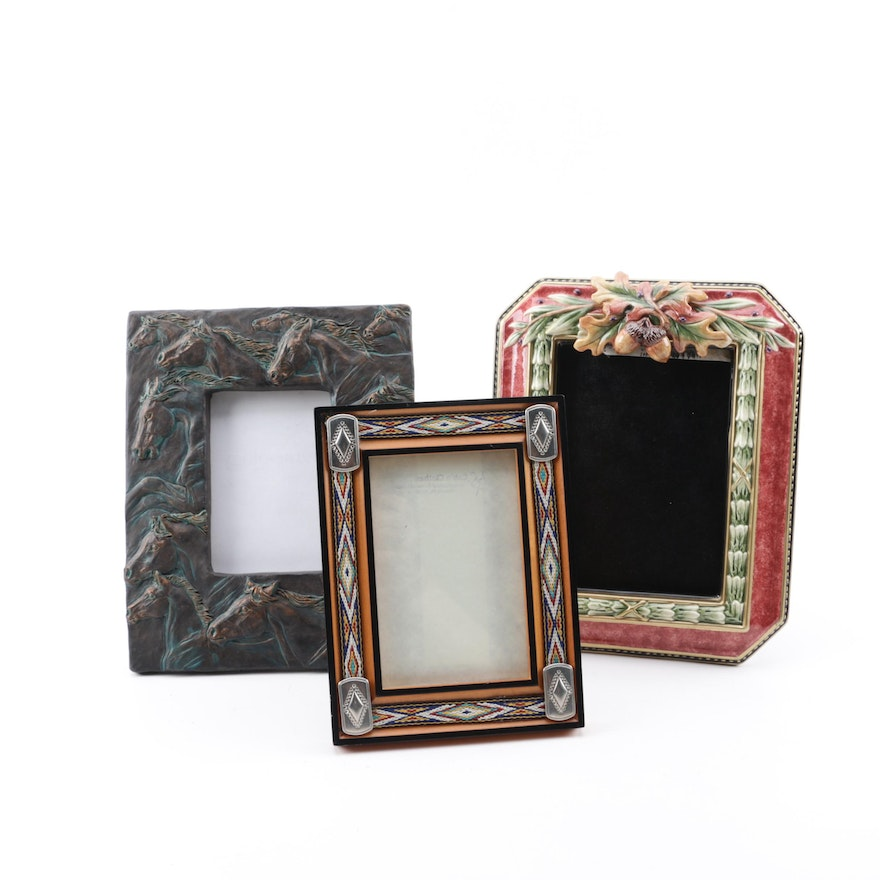 American Southwestern And Nature Themed Frames