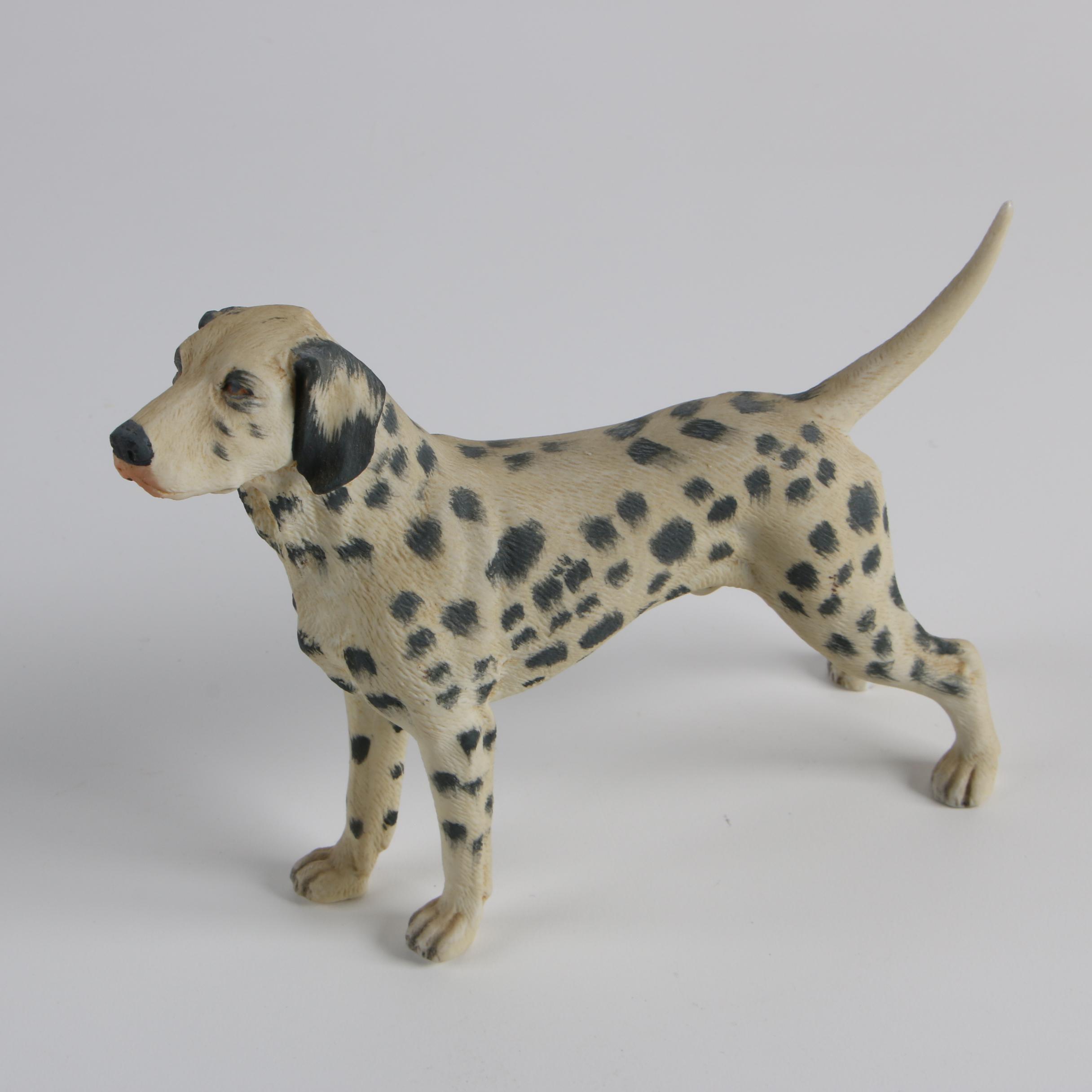 "Andrea by Sadek ""Dalmatian"" Porcelain Figurine"