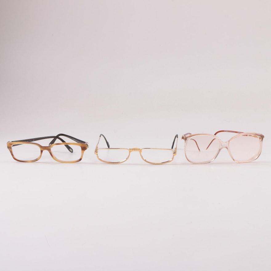 5527ad4e5b Tiffany   Co. Vintage and Contemporary Eyeglasses   EBTH