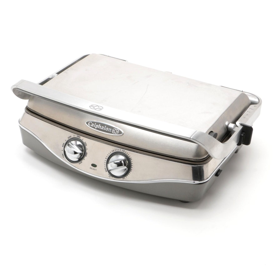 Calphalon Removable Plate Grill Model He600cg
