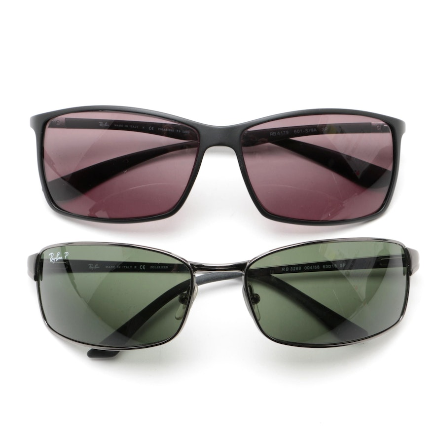 ee0d908a102 Two Pair Of Ray-Ban Sunglasses   EBTH