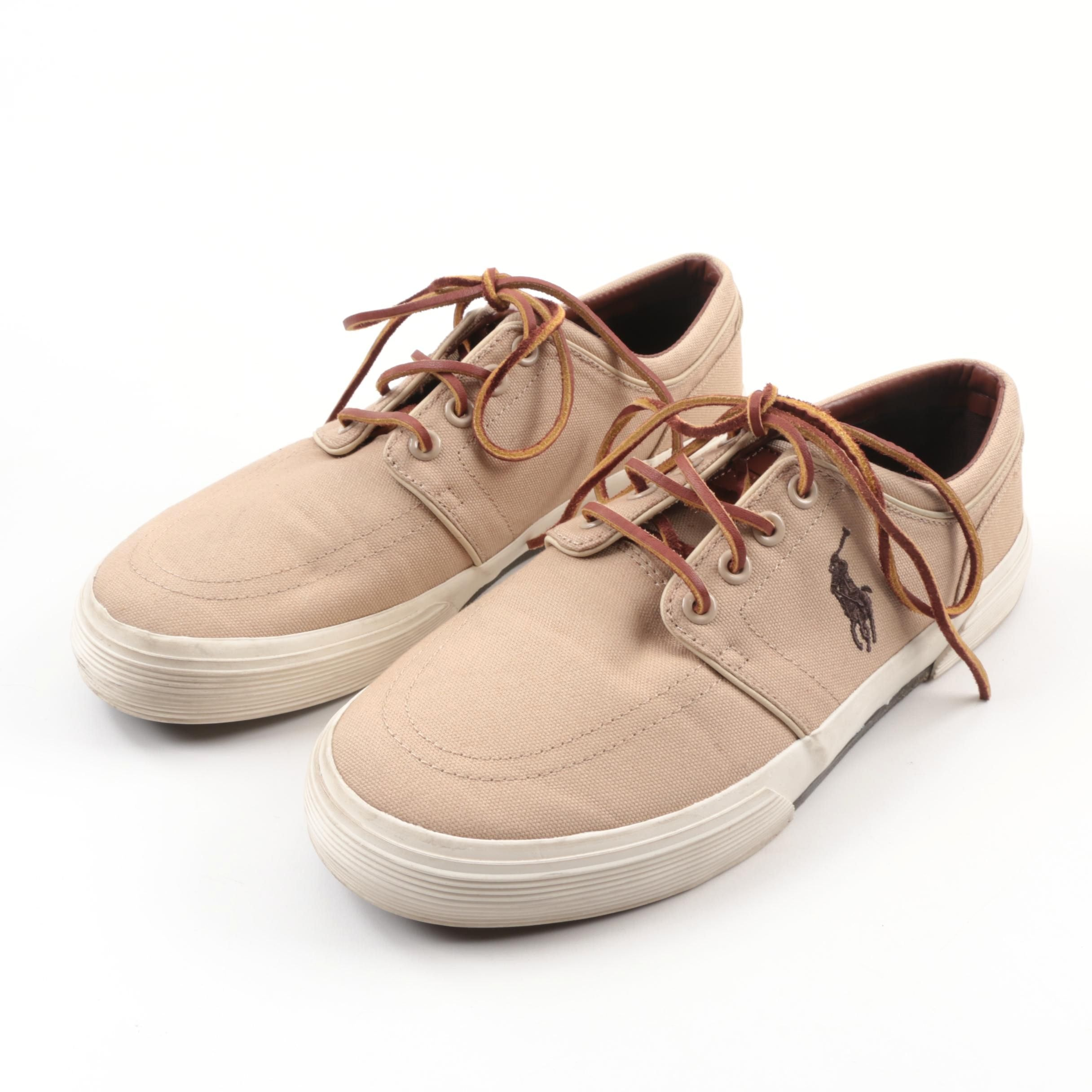 "Polo by Ralph Lauren ""Faxon"" Low Sneakers"