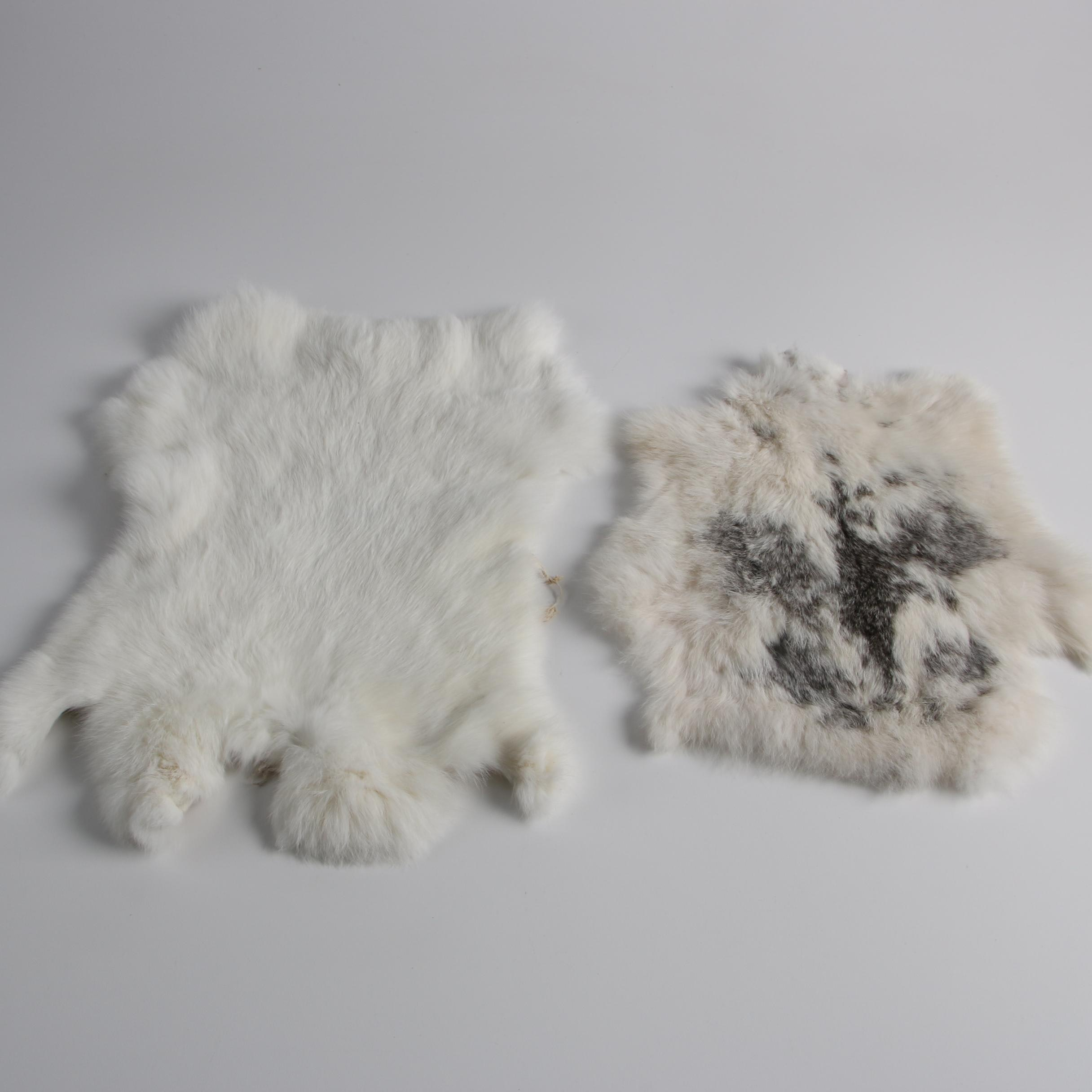 Rabbit Fur Pelts