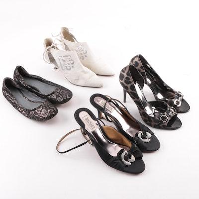 73c23defa056e Women's Heels and Flats Including Badgley Mischka, Vera Wang