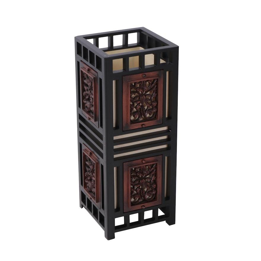 Chinese Lantern Style Table Lamp