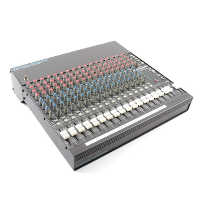 Mackie CR-1604 16 Channel Mic Line and Lexicon MPX 1 Multiple Processor