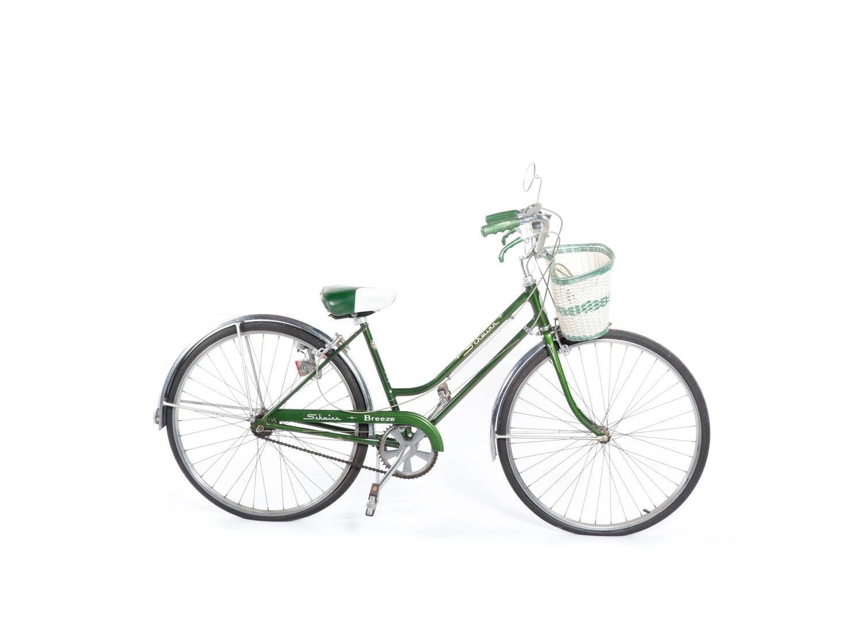 Vintage Schwinn Breeze Three-Speed Bicycle