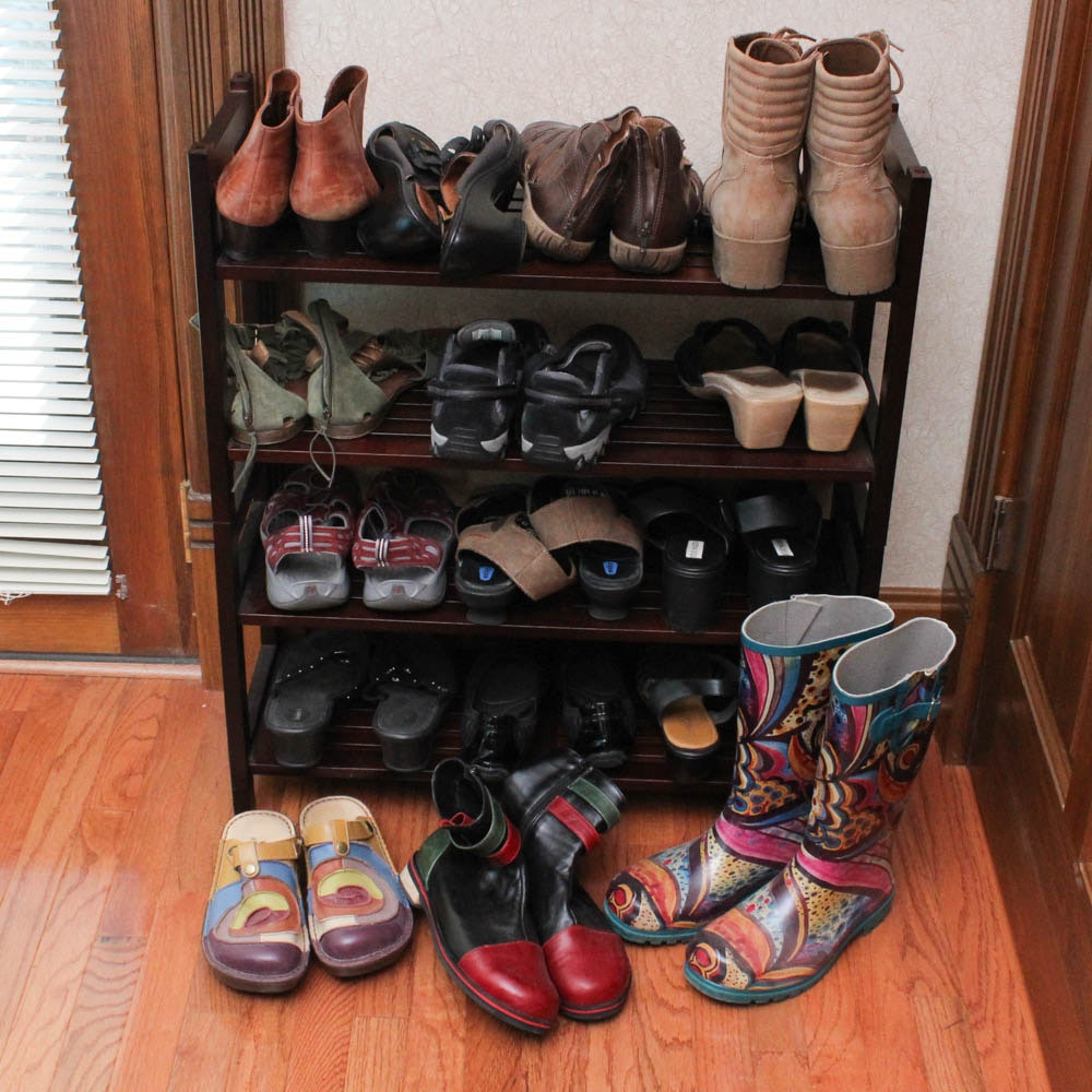 Size 11 Women's Shoe Collection