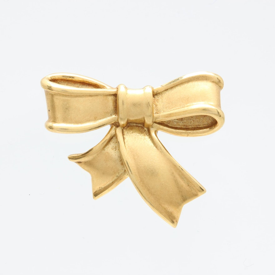 1322d3935 Circa 1983 Angela Cummings for Tiffany & Co. 18K Yellow Gold Brooch ...