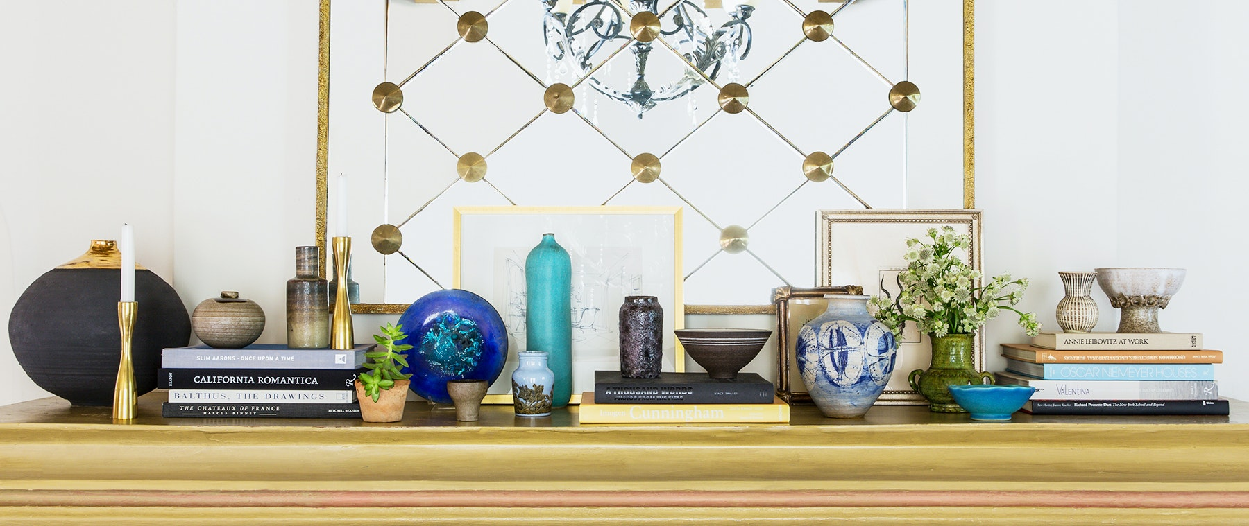 Get the Look: Mantel Madness