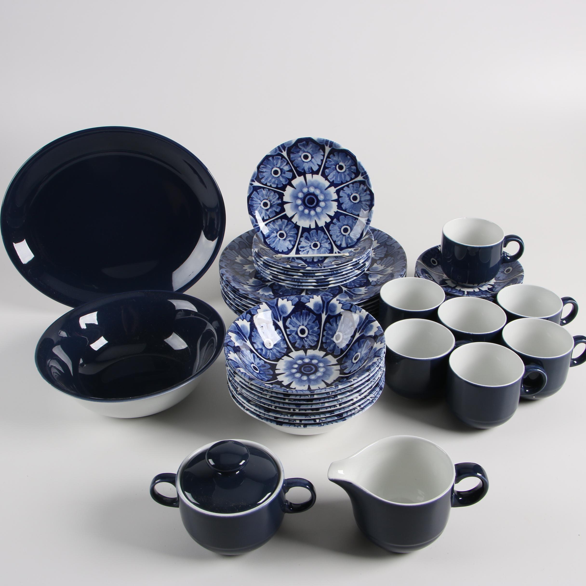 """Vintage Alfred Meakin """"Palma"""" Ceramic Tableware"""