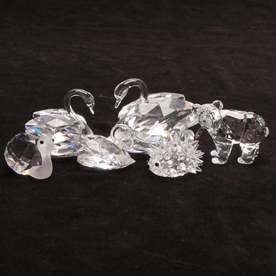 ddb796082 Swarovski Crystal Animal Figurines : EBTH