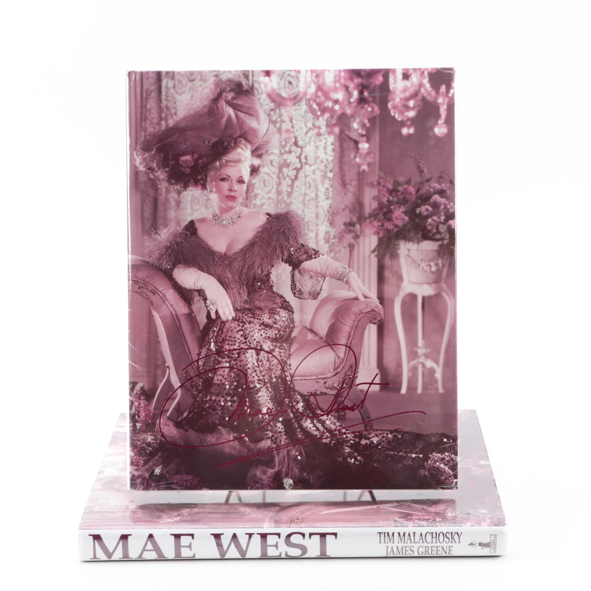 "1993 Limited Edition ""Mae West"" by Tim Malachosky"