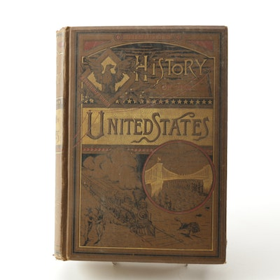 """A Popular History of the United States of America"" by J.C. Ridpath"