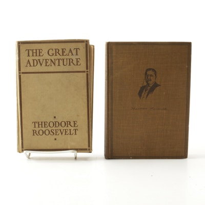 Non-Fiction Books by Theodore Roosevelt