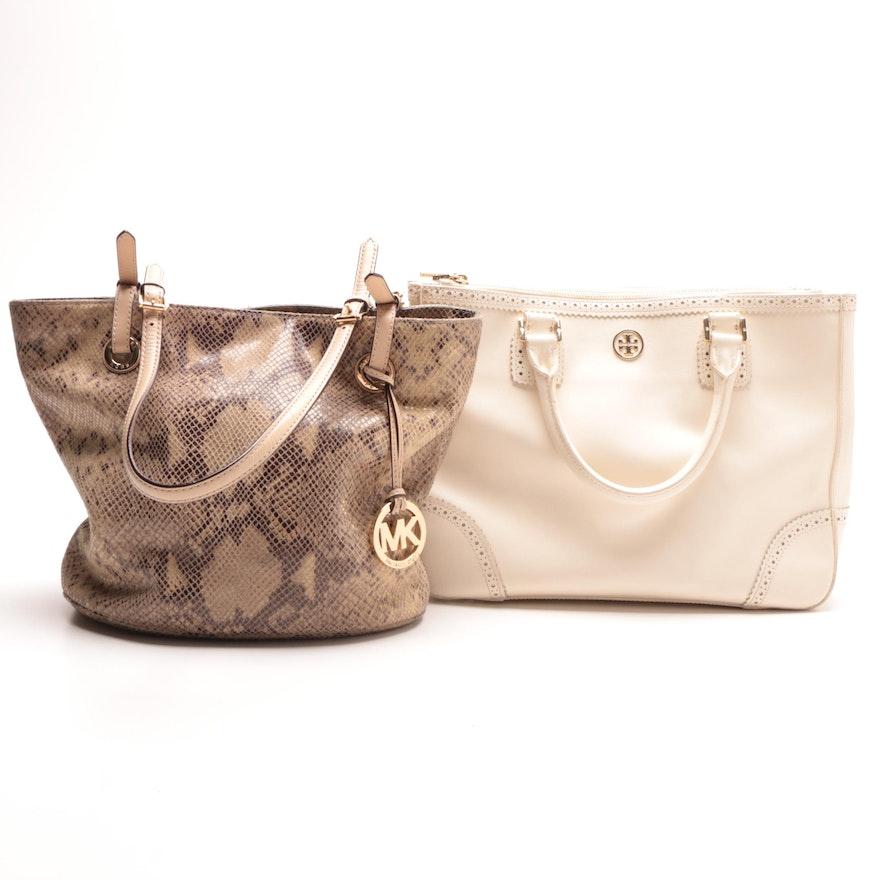 980b9993064c Tory Burch and MICHAEL Michael Kors Handbags : EBTH