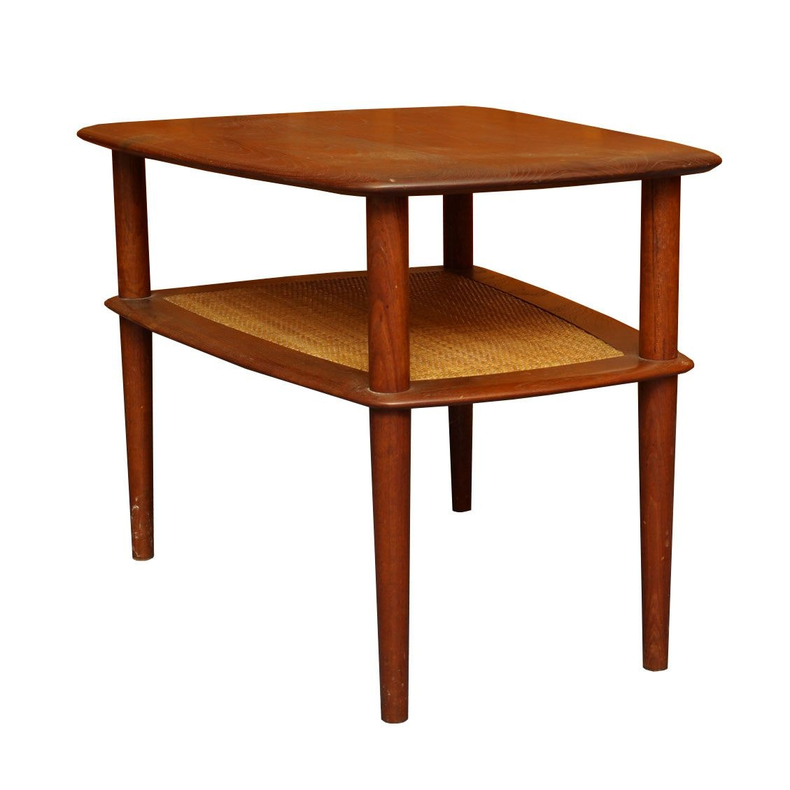 Attrayant Danish Modern Side Table By John Stuart Inc. ...