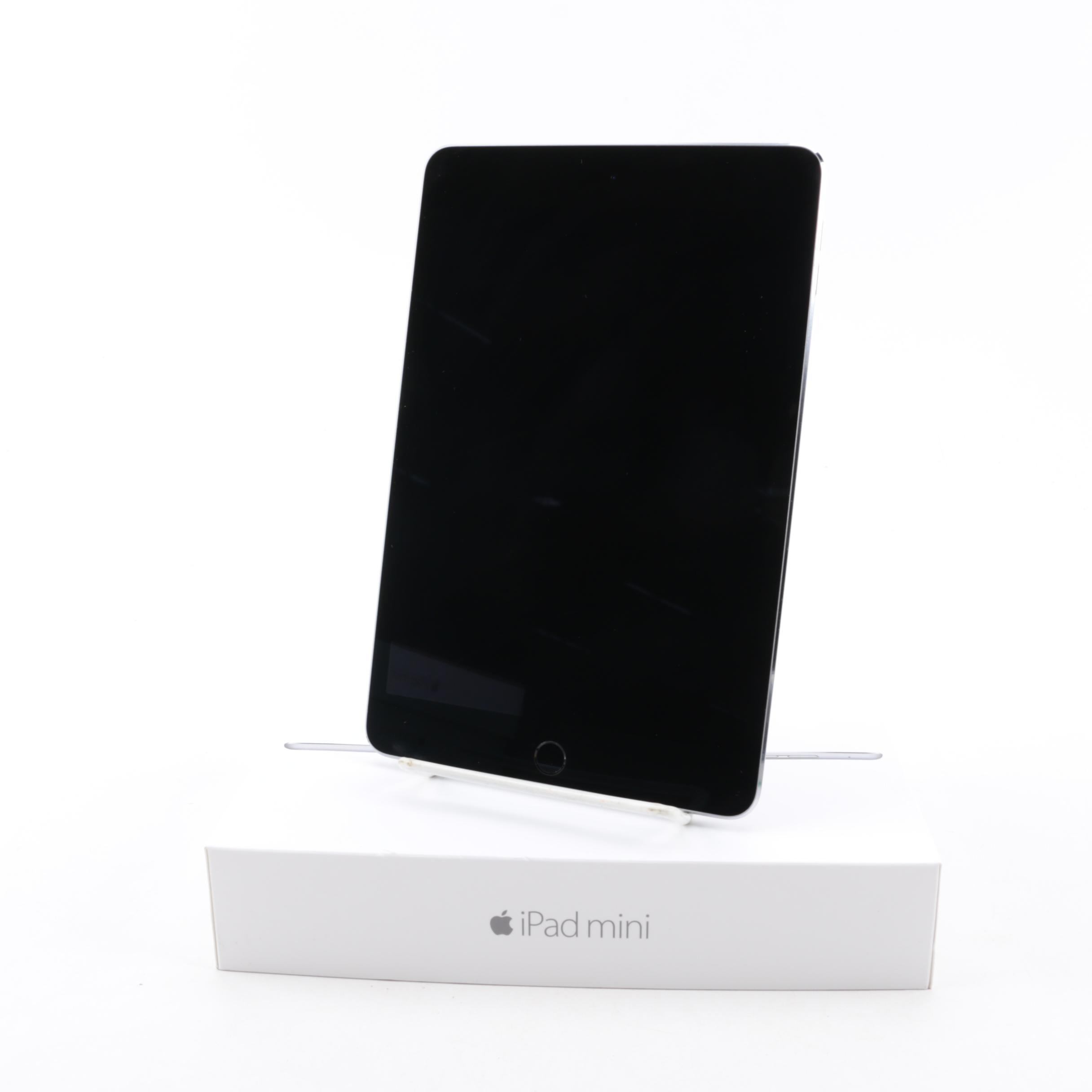Apple iPad Mini 4 Wi-Fi 128 GB Tablet