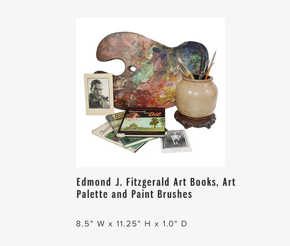 Seller Story: Margaret Munsen, former wife of listed artist Edmond J. Fitzgerald