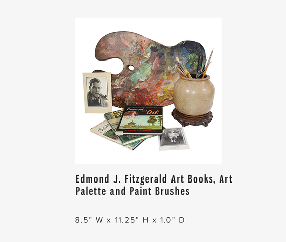 Seller Story: Margaret Munsen, former wife of listed artist Edmond J. Fitzgerald