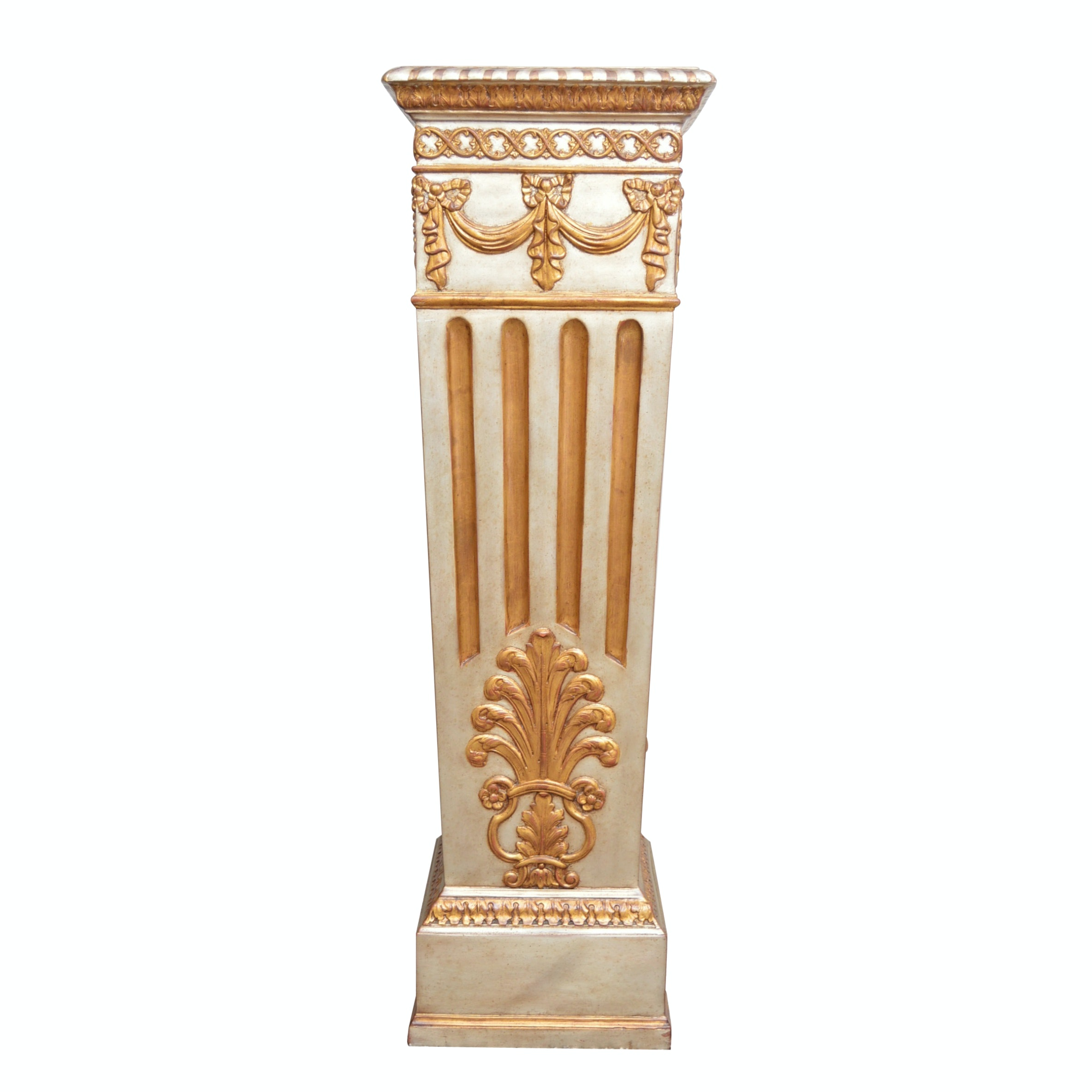 Neoclassical Style Pedestal