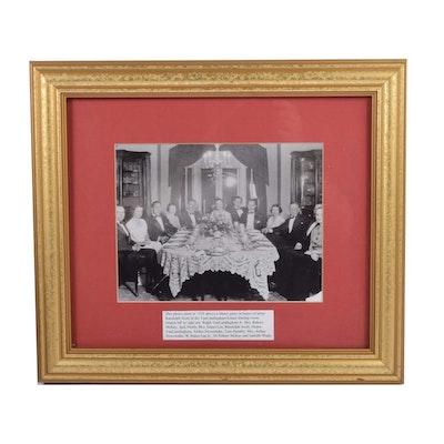 1938 VanLandingham Photograph Featuring Randolph Scott