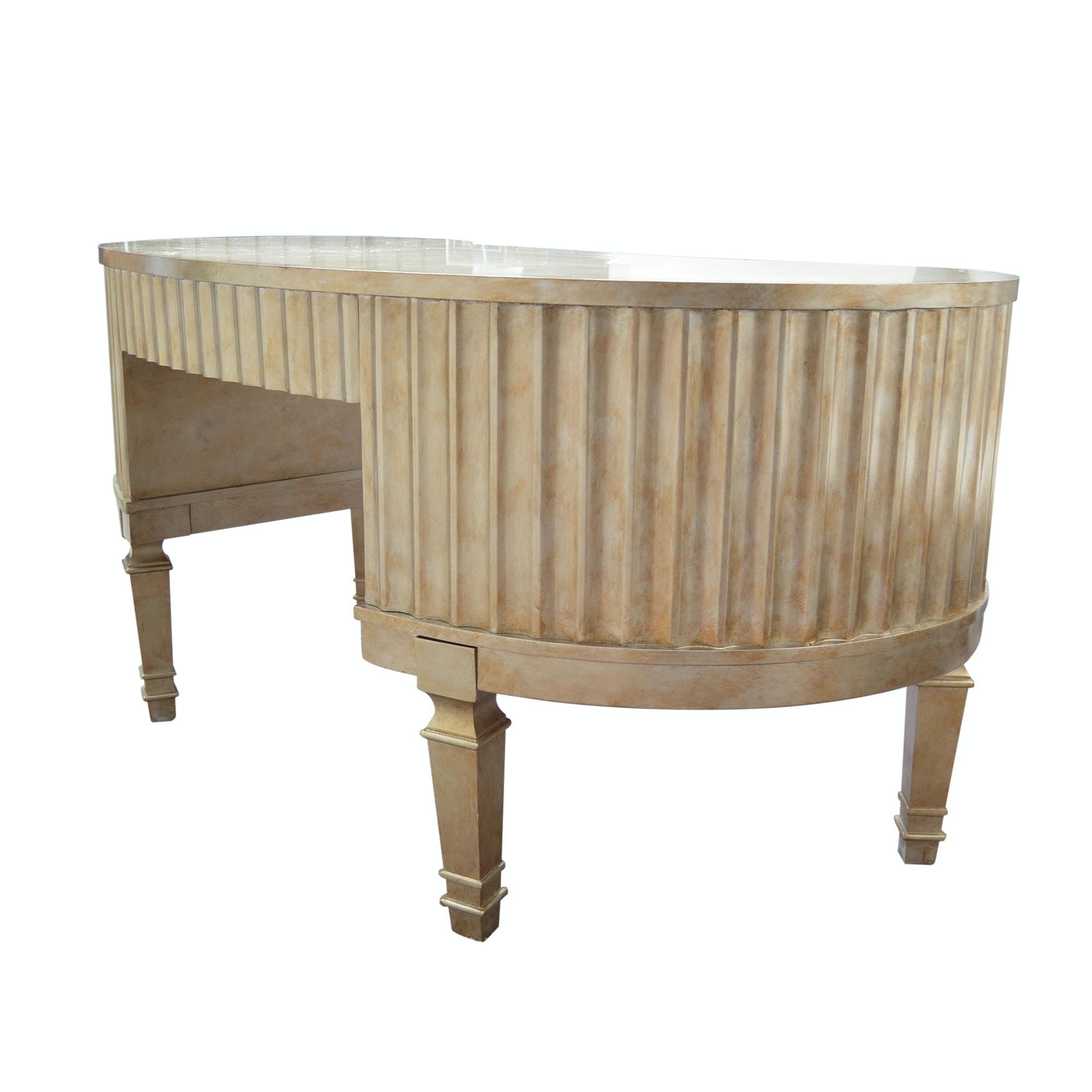 Art Deco Style Desk from Hooker Furniture
