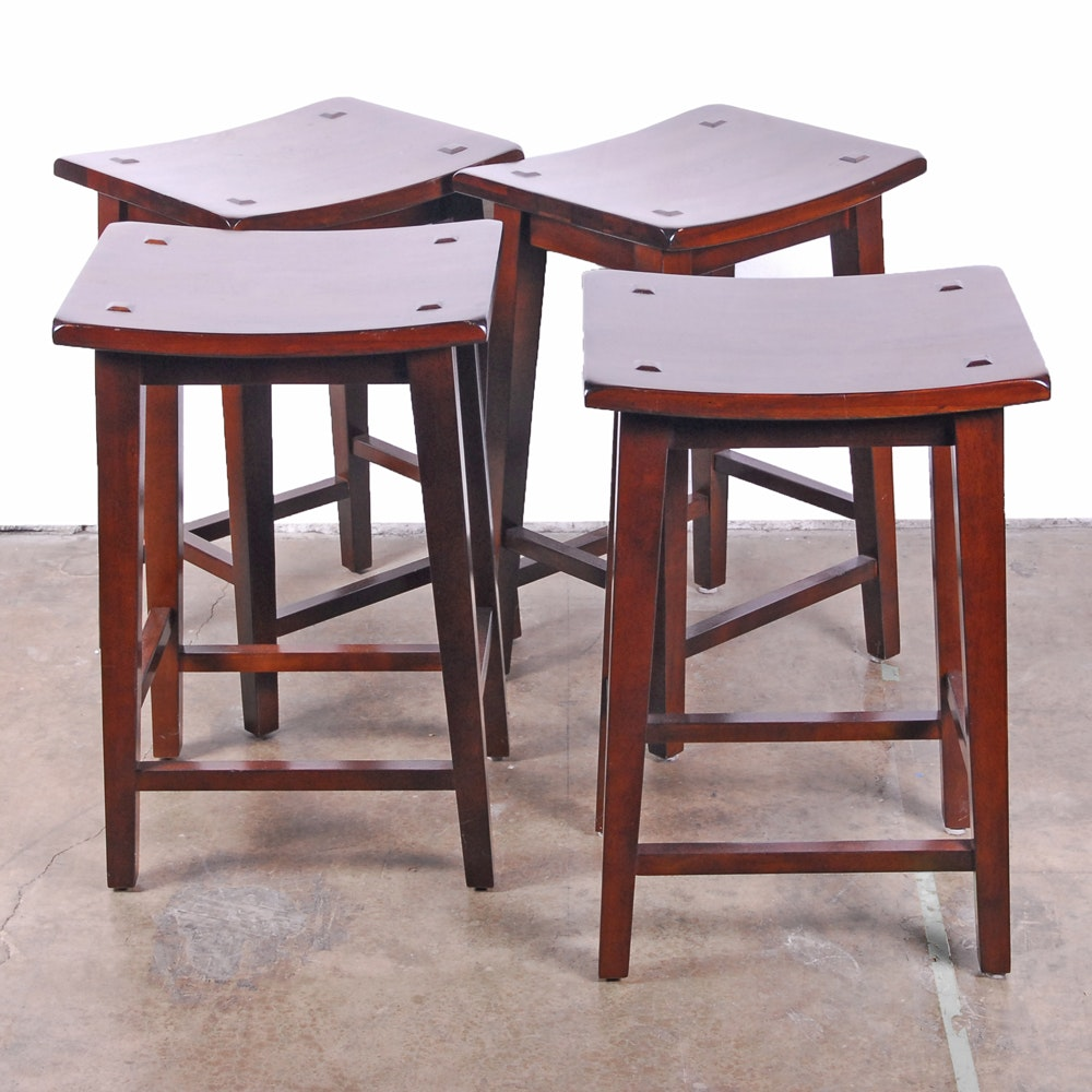 """Lawson"" Backless Barstools by Pier 1"