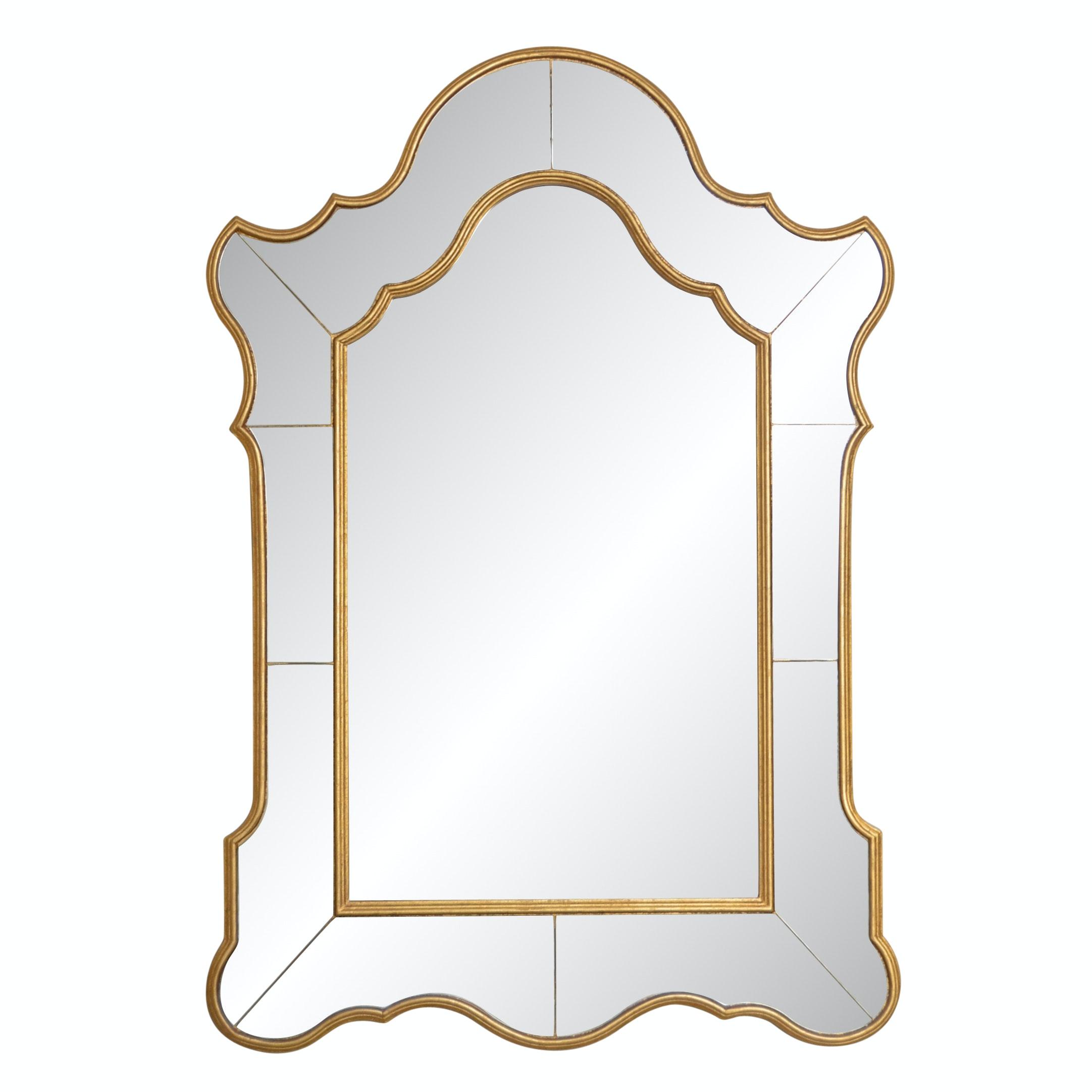 Louis XV Style Wall Mirror