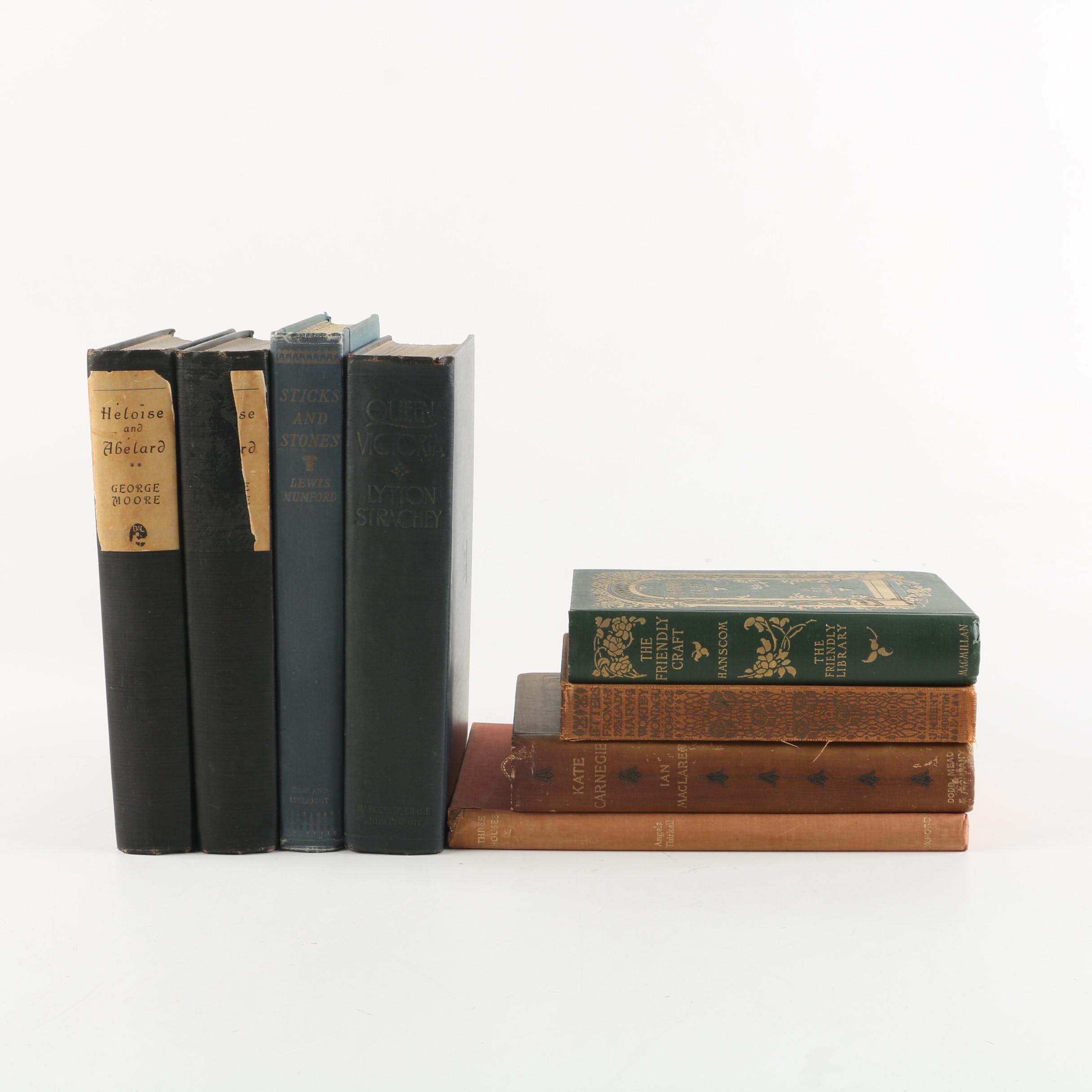 """""""Héloïse and Abélard"""" by George Moore and Other Vintage Books"""