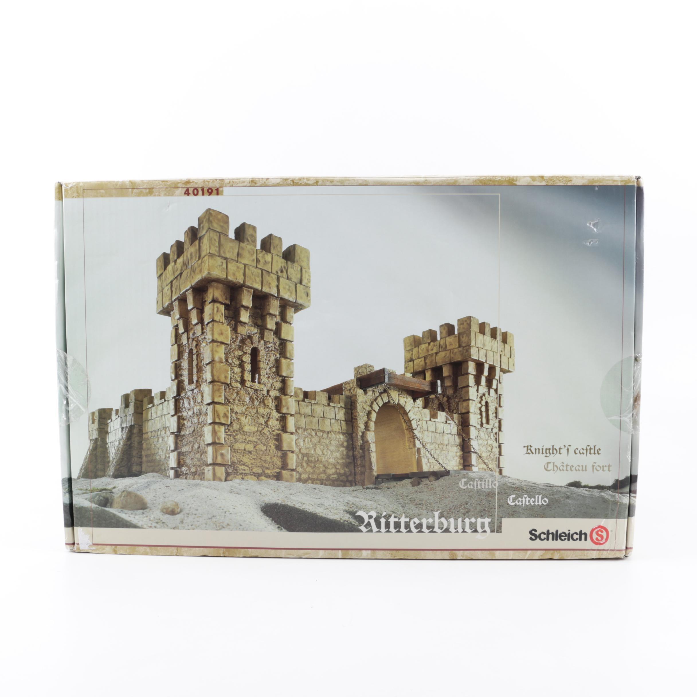 Schleich Knights Ritterburg Castle Model Kit