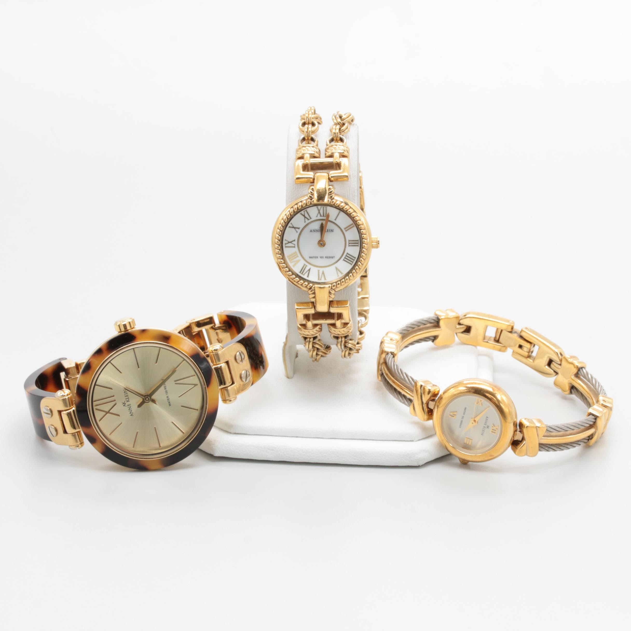 Anne Klein Wristwatches