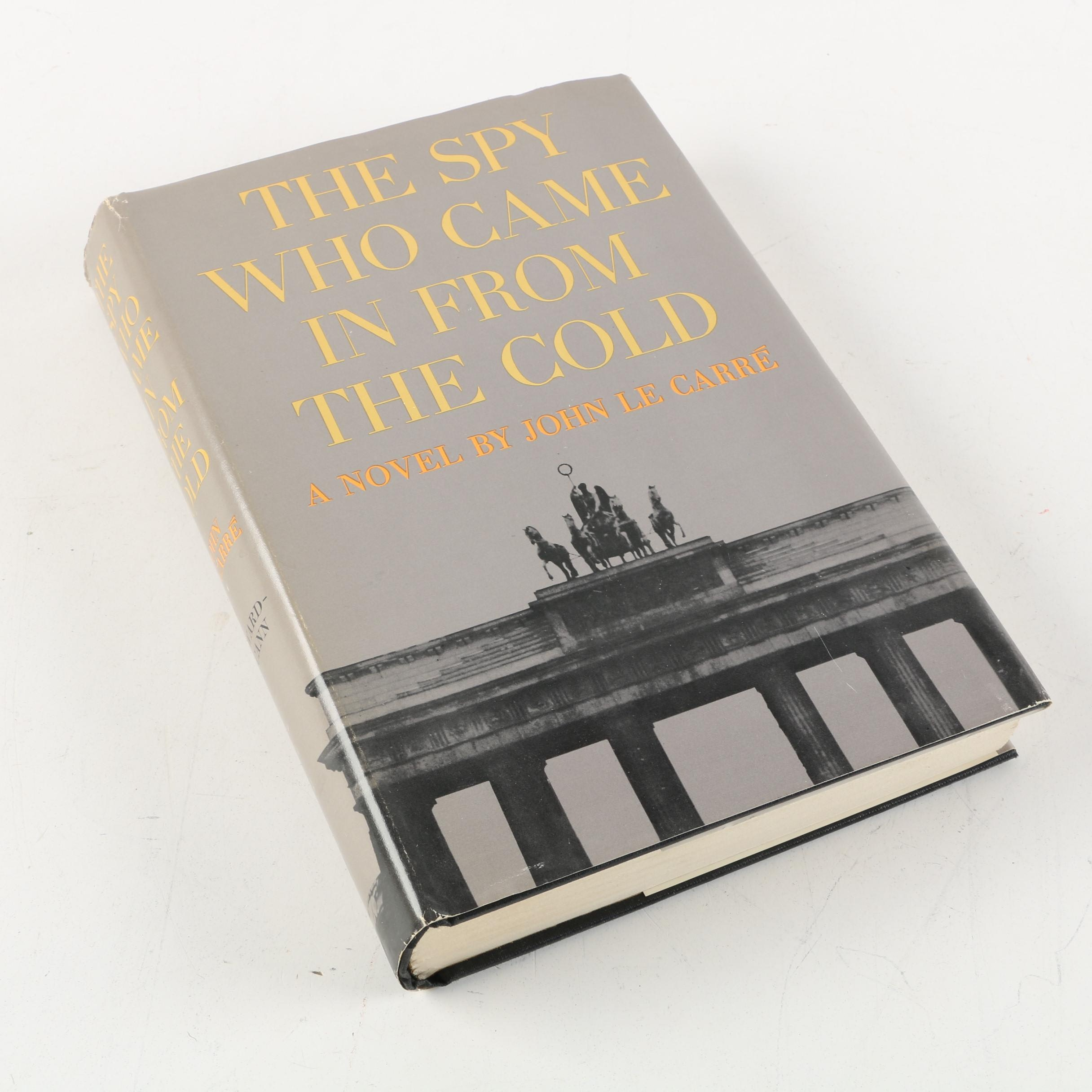"1964 First American Edition ""The Spy Who Came in From The Cold"" by John Le Carré"