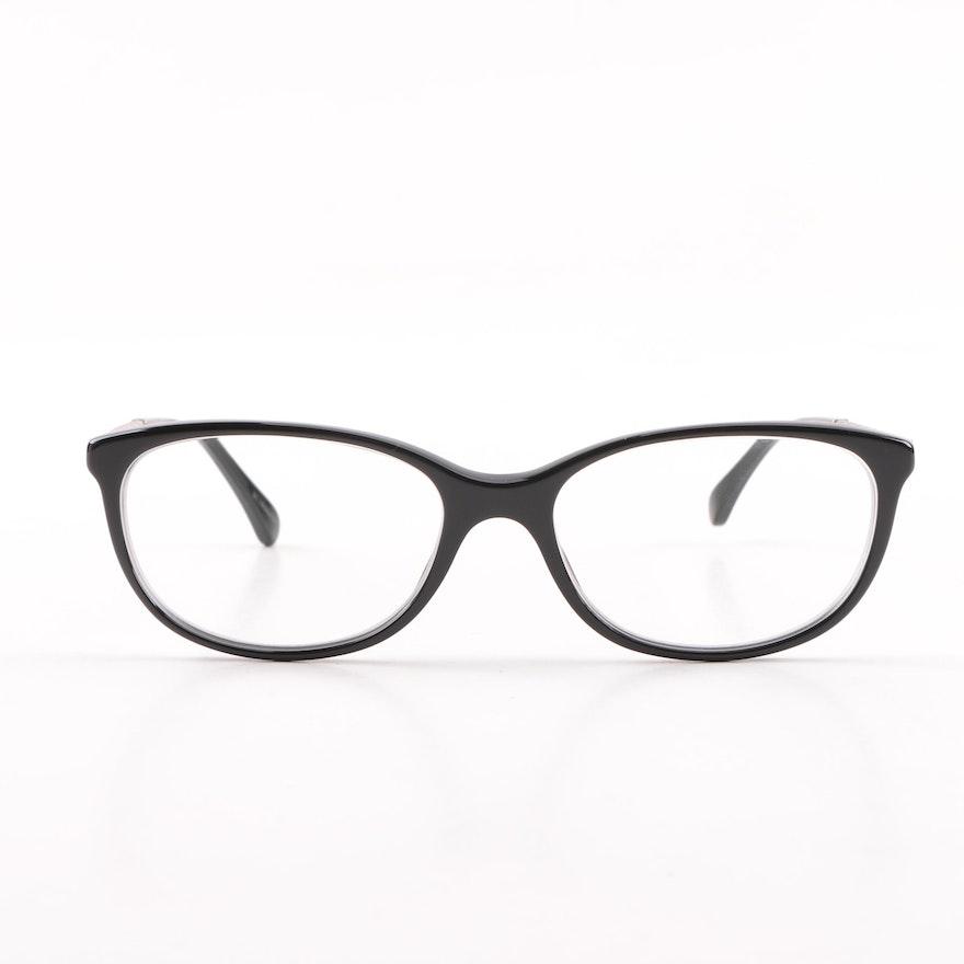 40468fa8a8 Chanel 3221-Q Prescription Eyeglasses with Case   EBTH