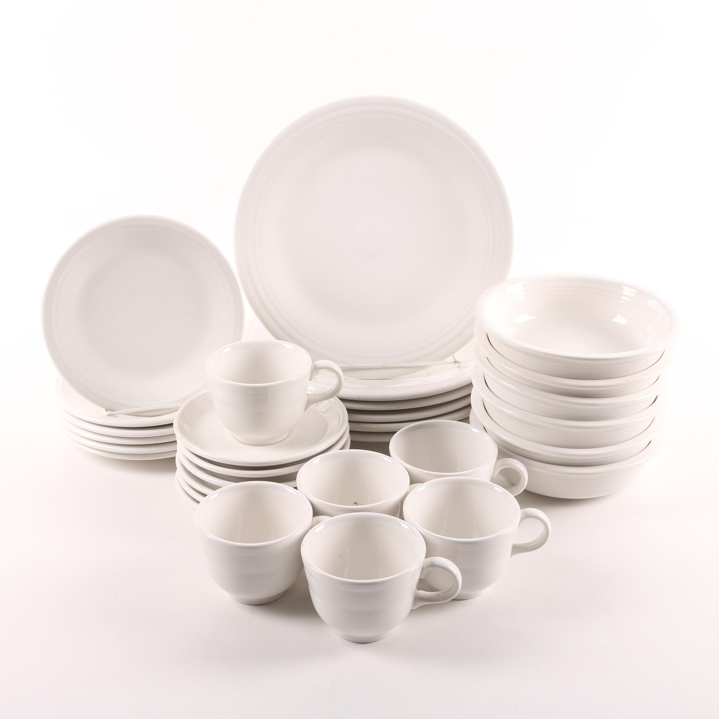 "Homer Laughlin ""Fiesta"" Dinnerware"