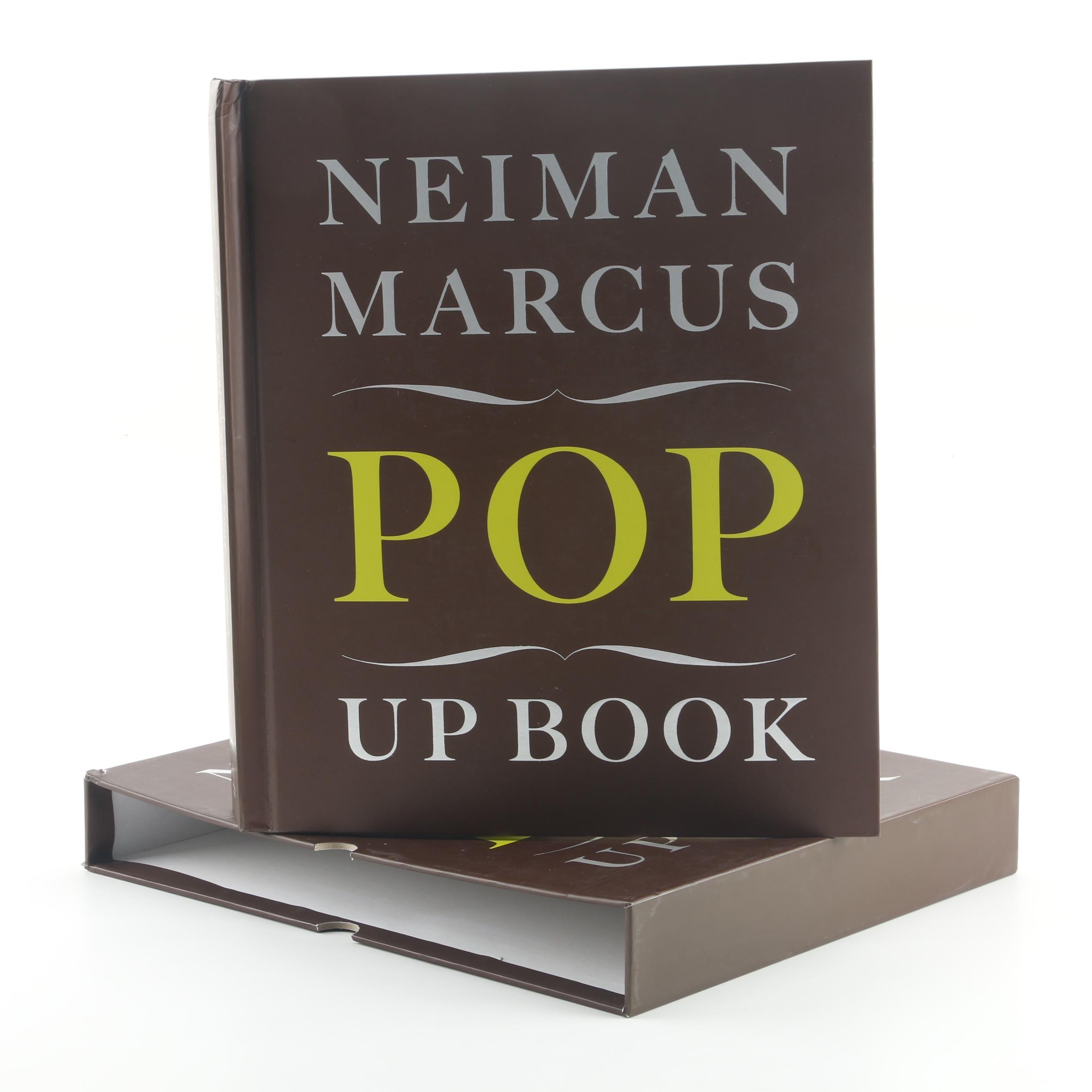 """2007 """"Neiman Marcus Pop Up Book"""""""