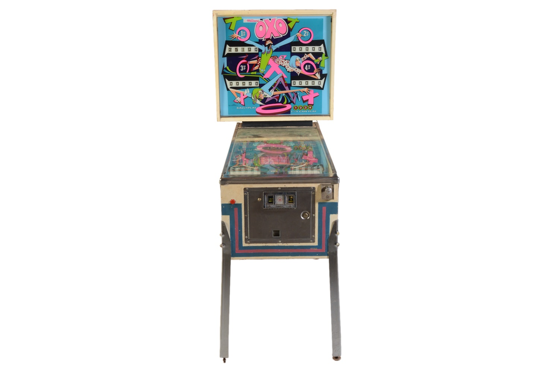 "1973 ""OXO"" Pinball Machine by Williams"