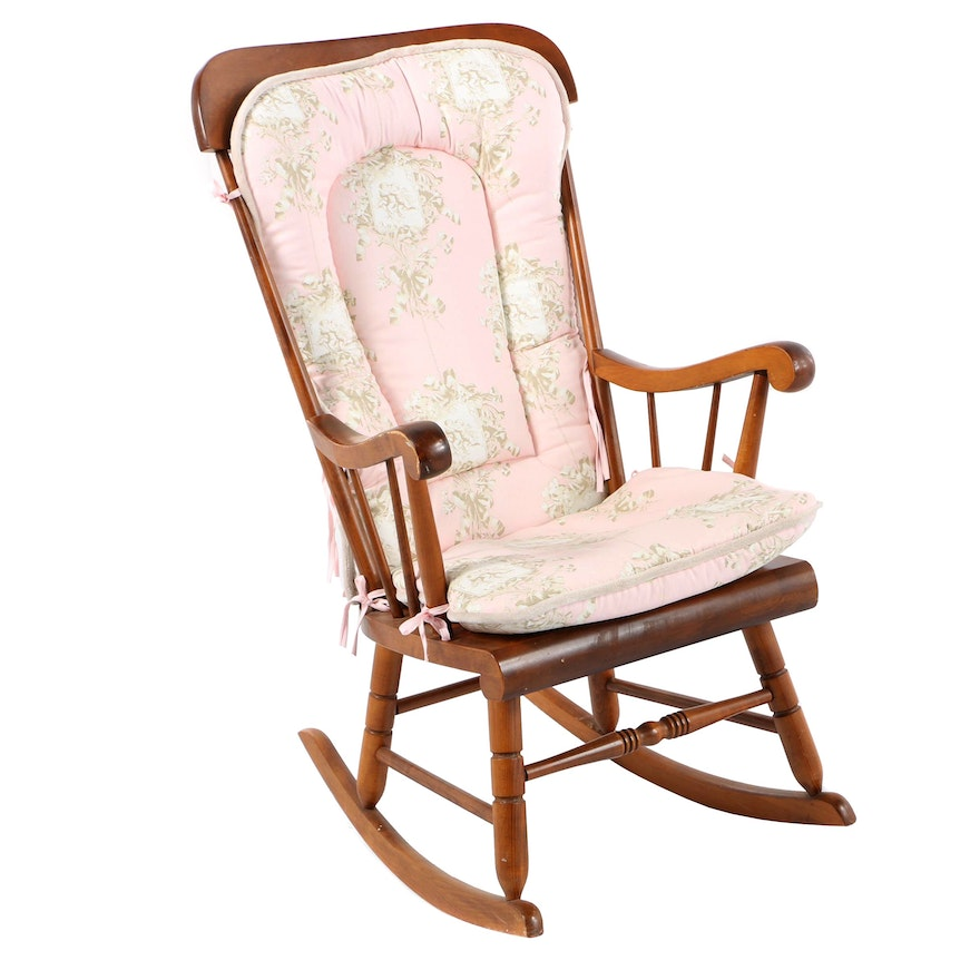 Colonial Style Rocking Chair by Tell City