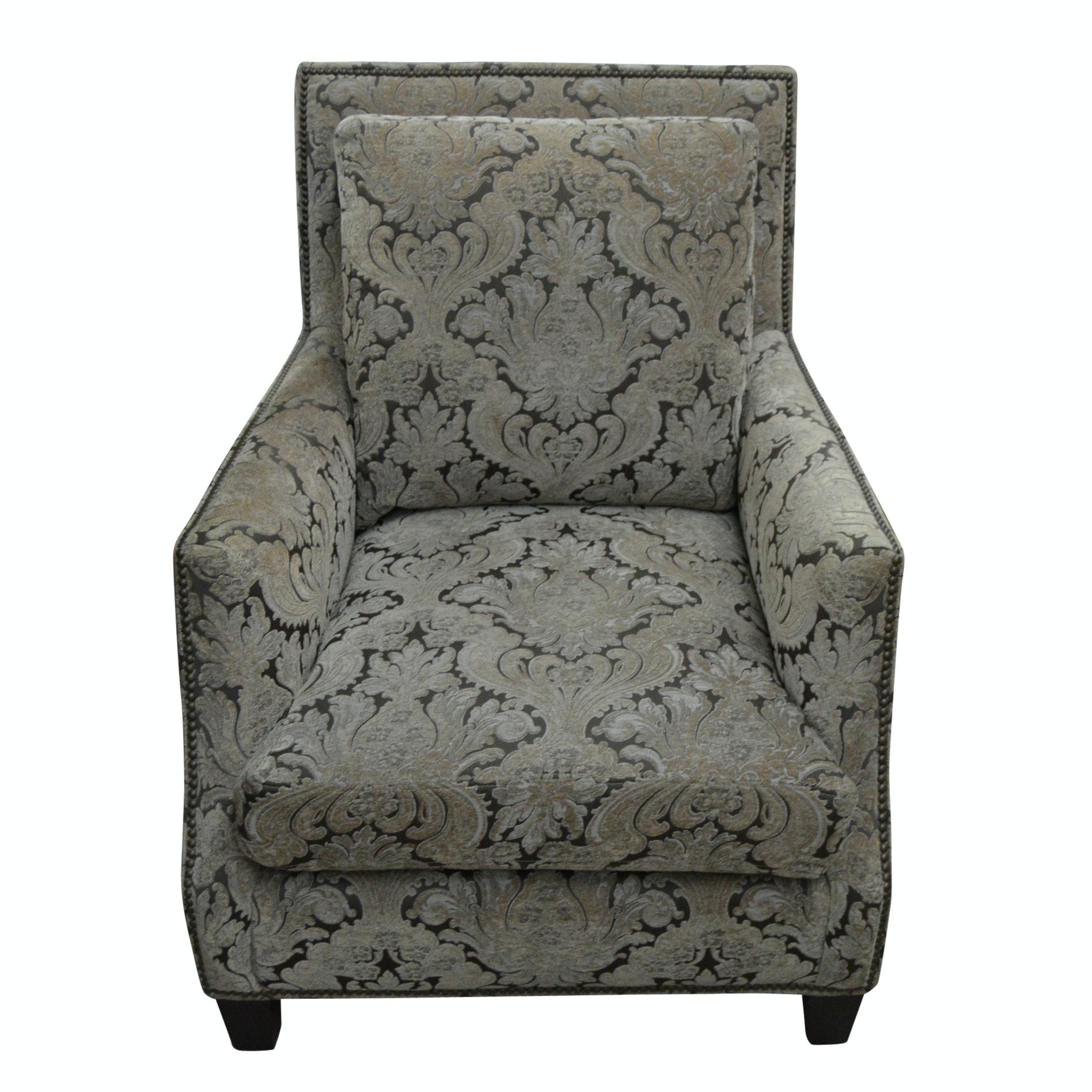 Arhaus Upholstered Armchair