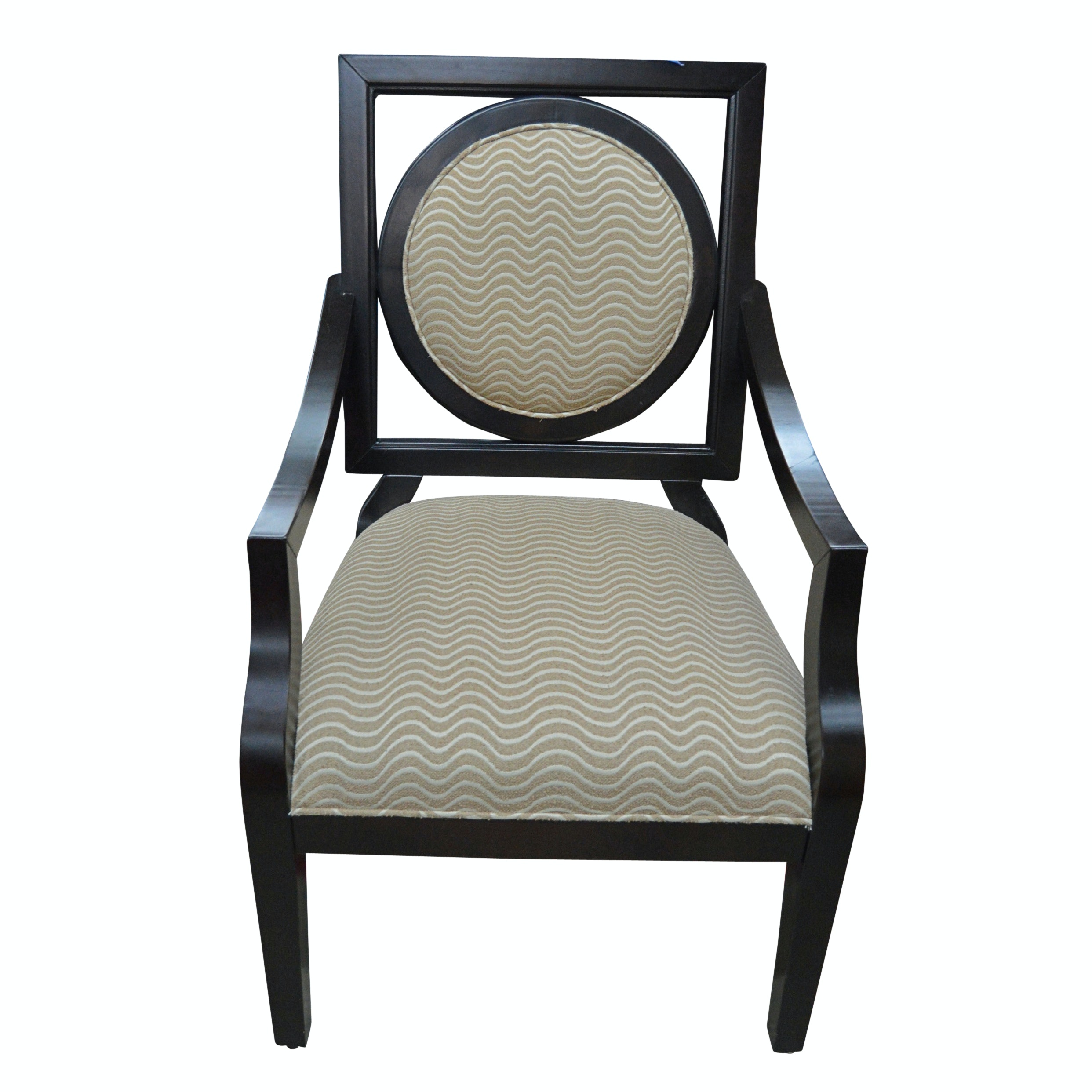 Hollywood Regency Style Side Chair