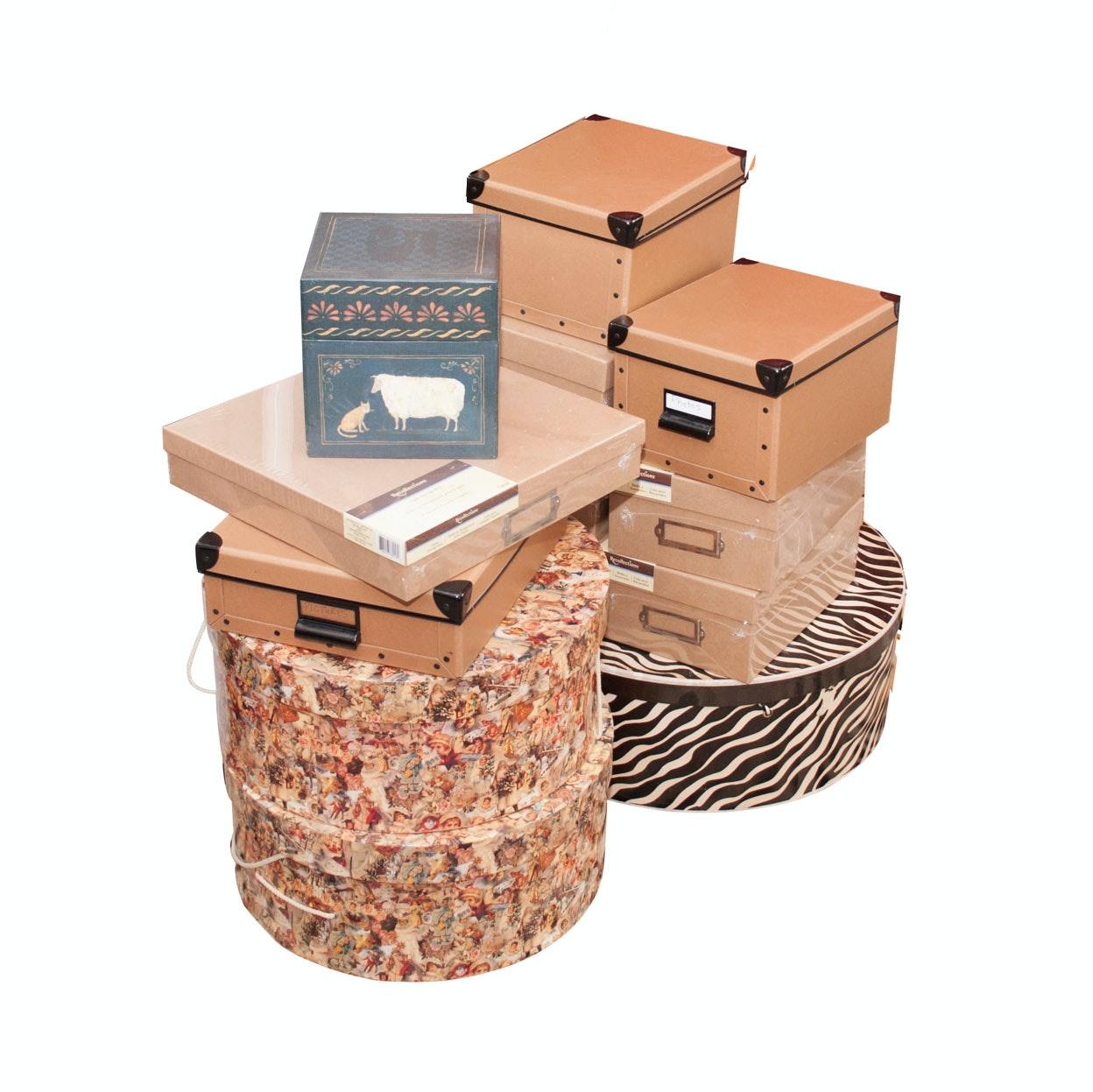 Bon Decorative Storage Boxes ...