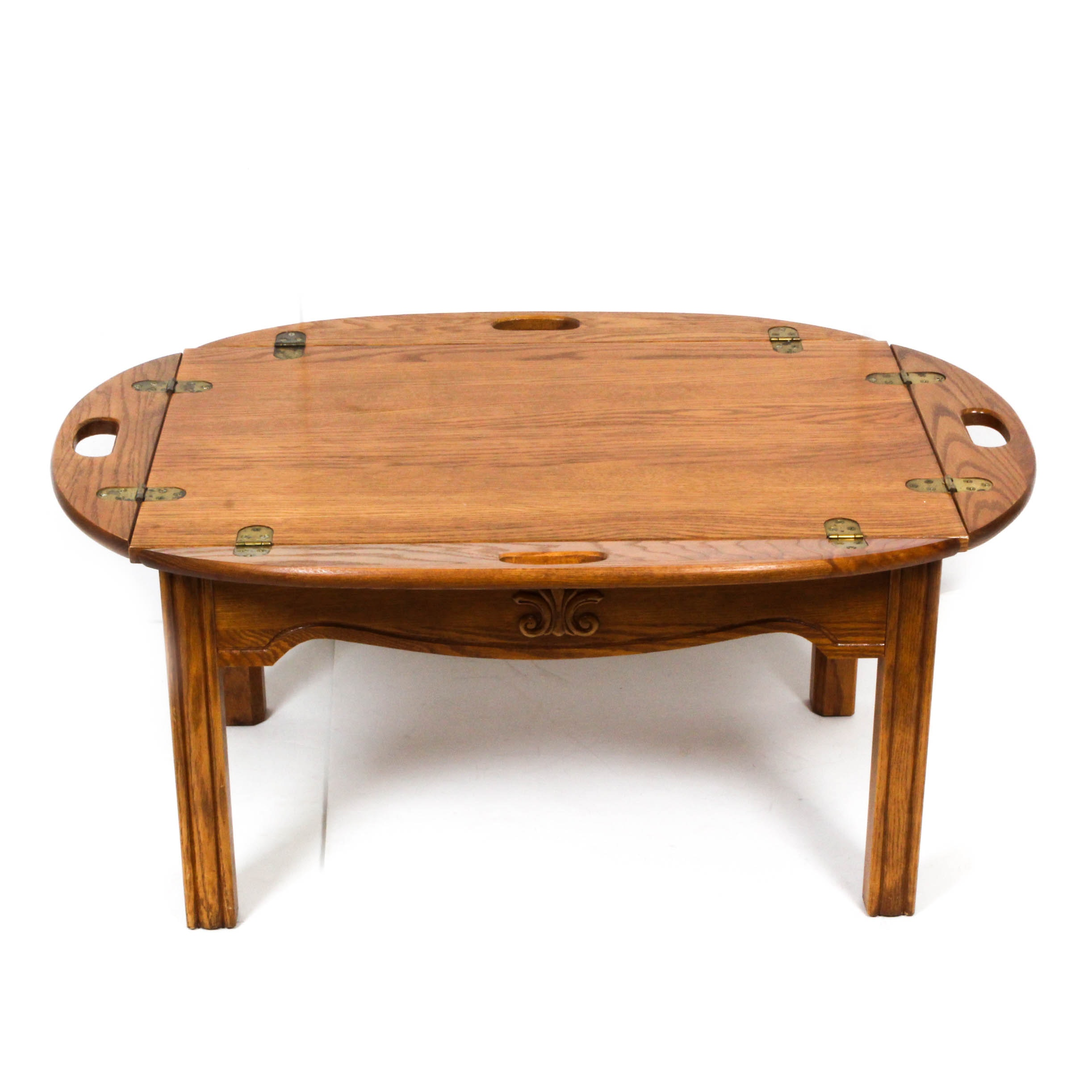 Butler's Tray Style Coffee Tables