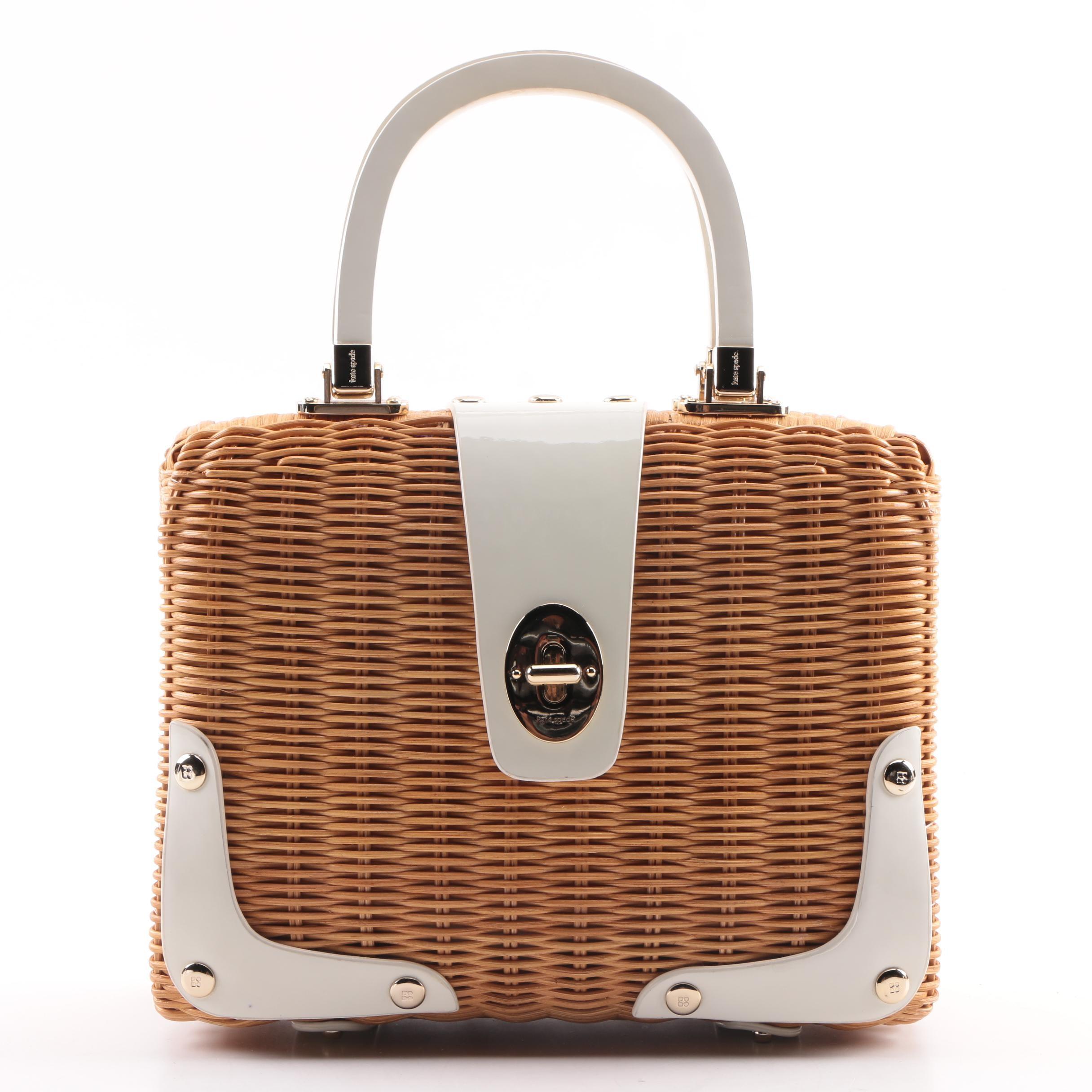 Kate Spade New York Sossity Little Compton Basket Bag