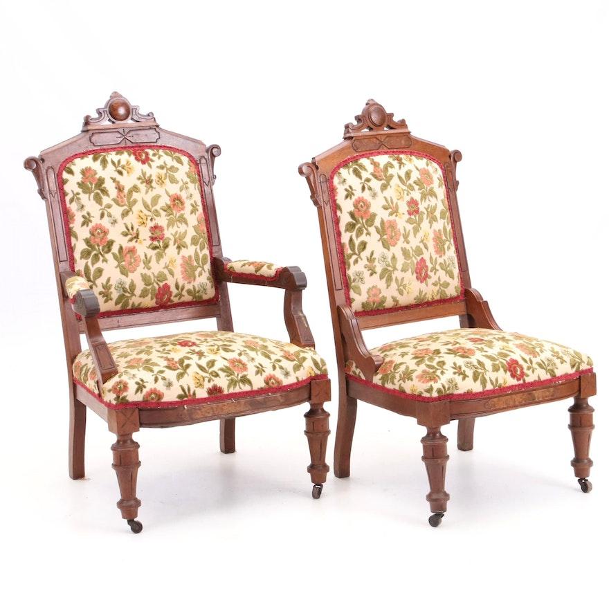 - Antique Victorian Chairs : EBTH