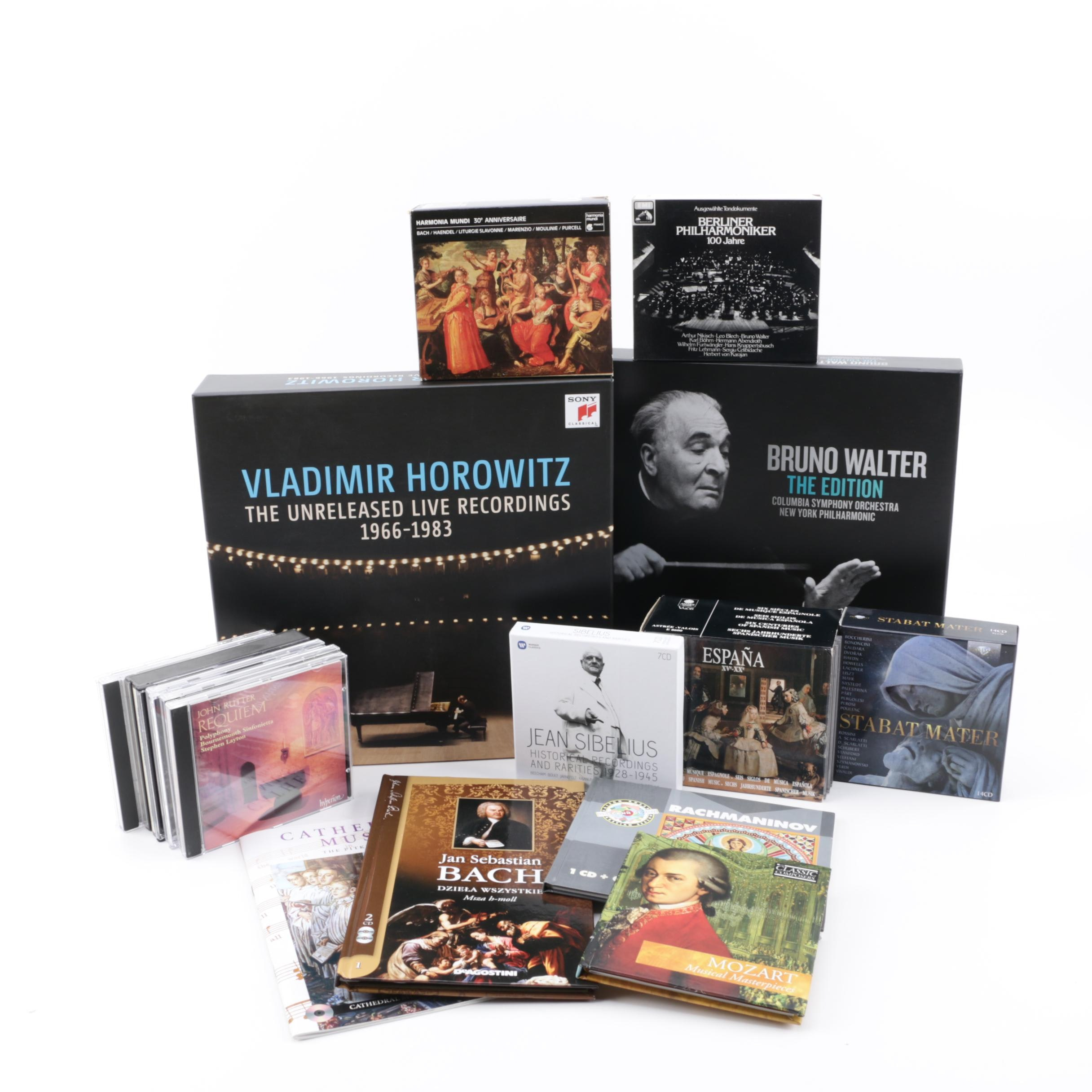 Classical Music CDs and Boxed Sets