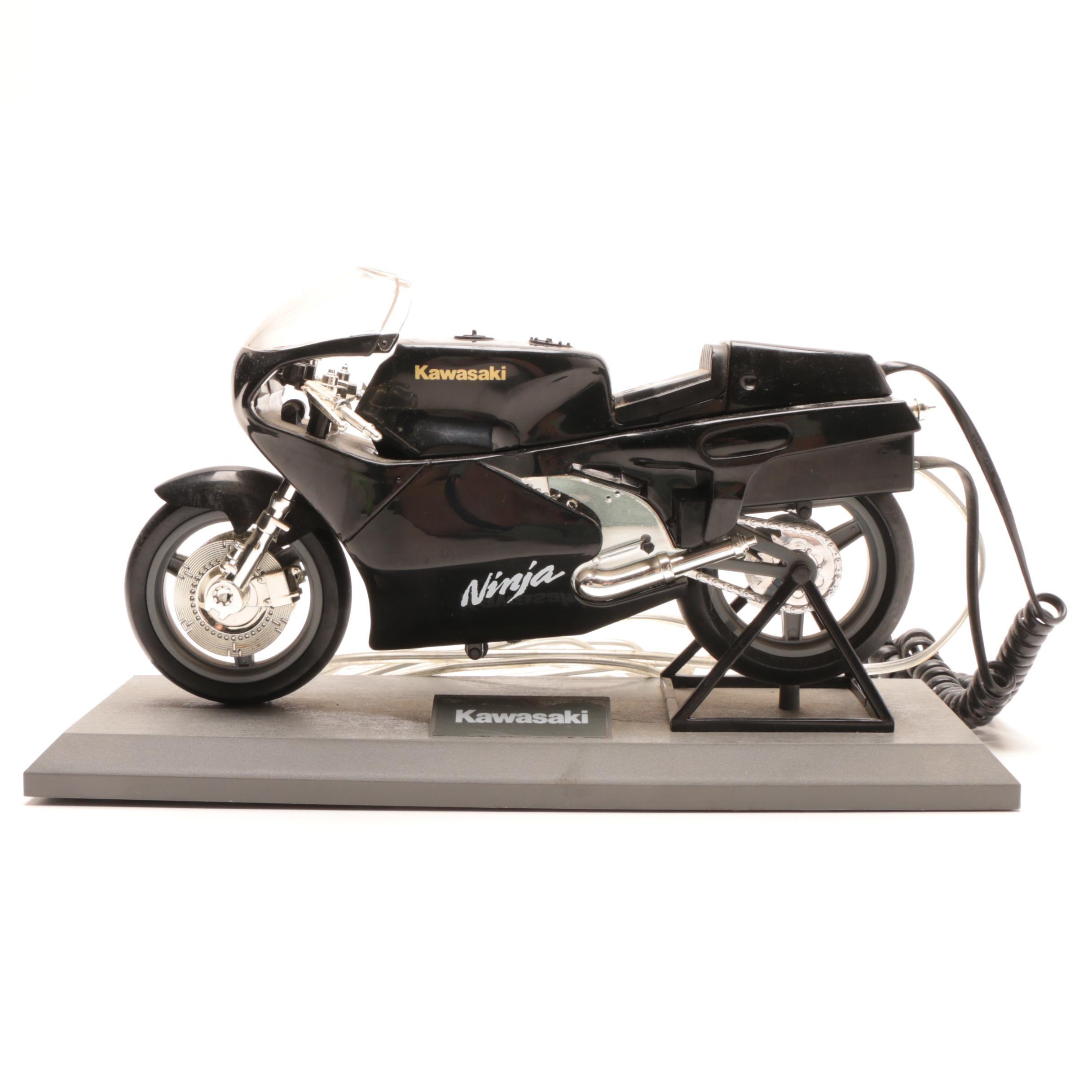 """Kawasaki """"Ninja"""" Novelty Phone"""
