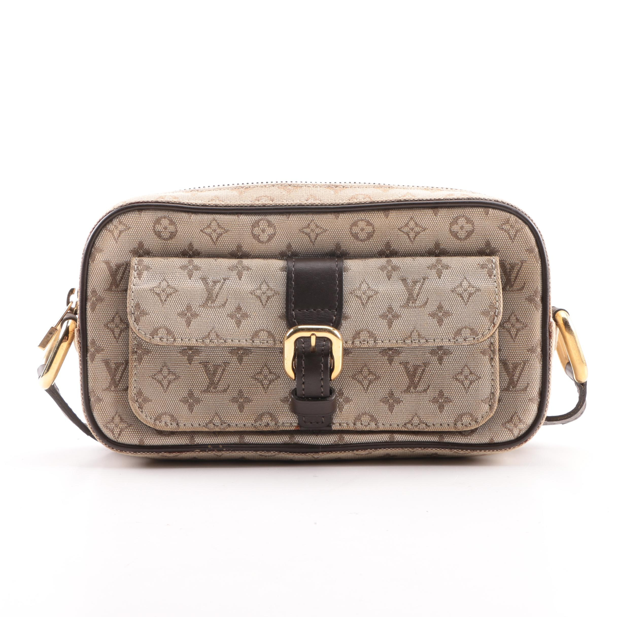 2001 Louis Vuitton Monogram Canvas Baguette