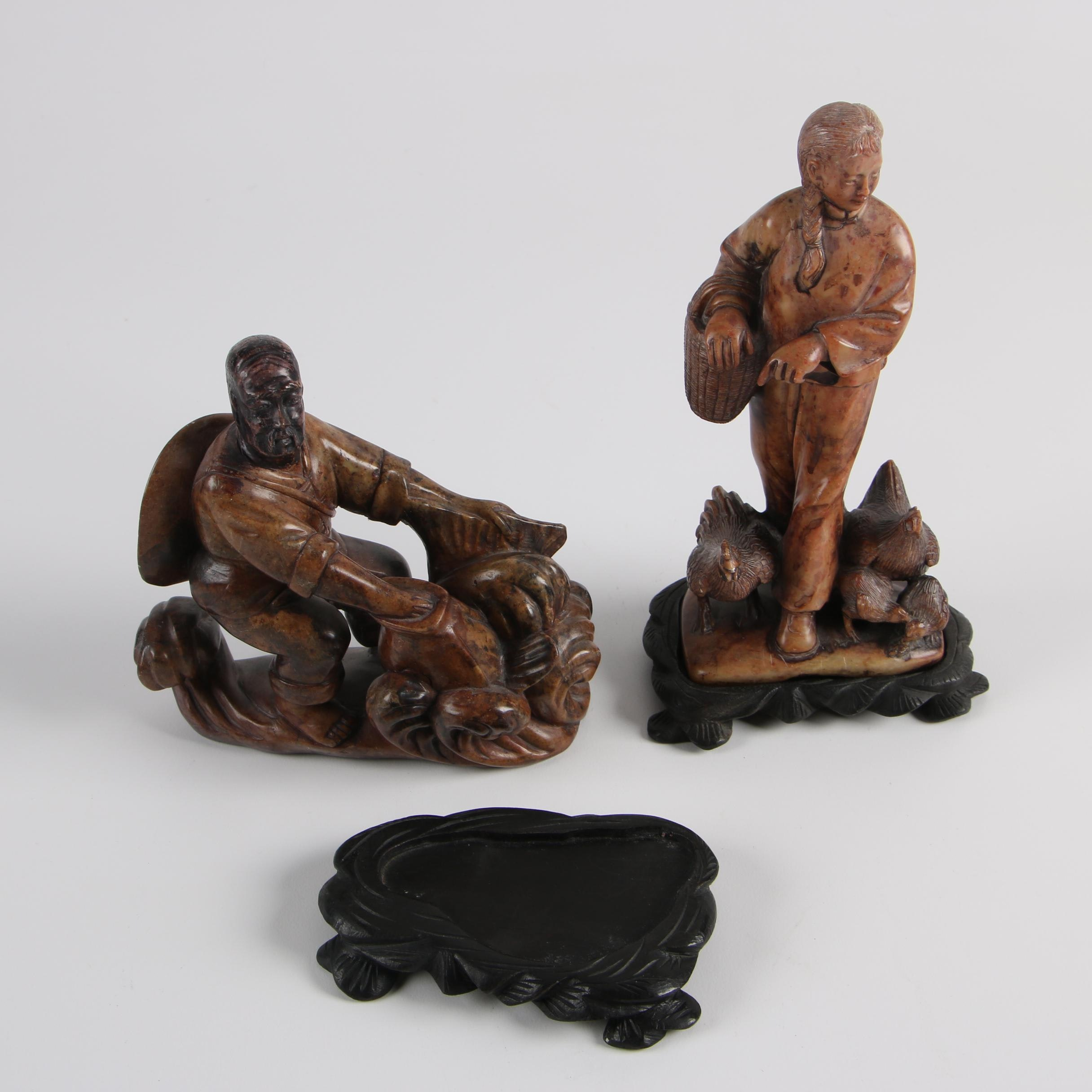 Chinese Soapstone Carvings